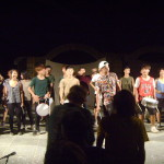 <b>Dance,Drums,Fun and Frolic at VC</b>