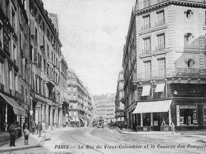 Photographer:web | Paris at the time of J. Prevert