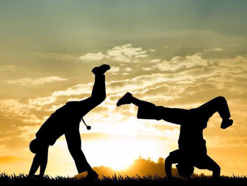Photographer:web | capoeira