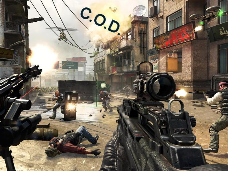 Photographer:Arun | Call of Duty
