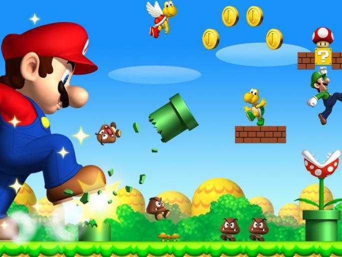 Photographer:Arun | Super Mario Bros