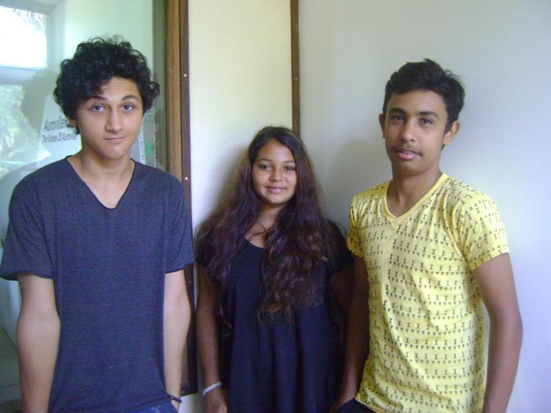 Photographer:Nela | Arun, Noemie, Arjunan
