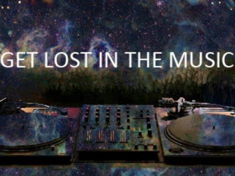 Photographer:internet | get lost in the music