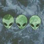 the three green