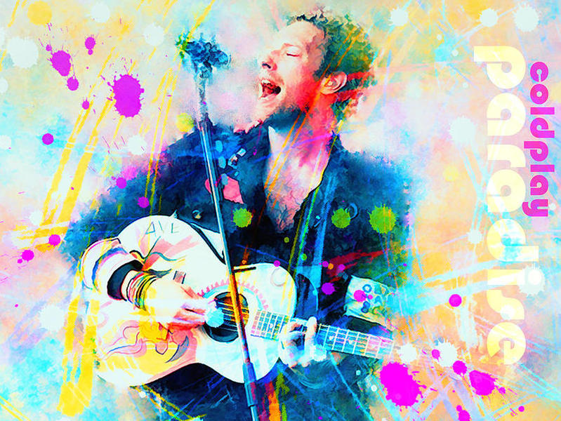 Photographer:web | Coldplay - Paradise