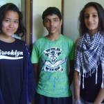 Ganga , Tharan and Luna