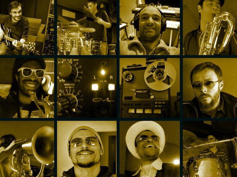 Photographer:web | Afro Latin Vintage Orchestra