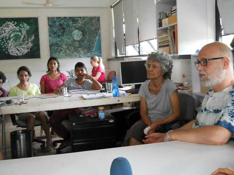 Photographer:David Dinakaran E | The participants of the discussion