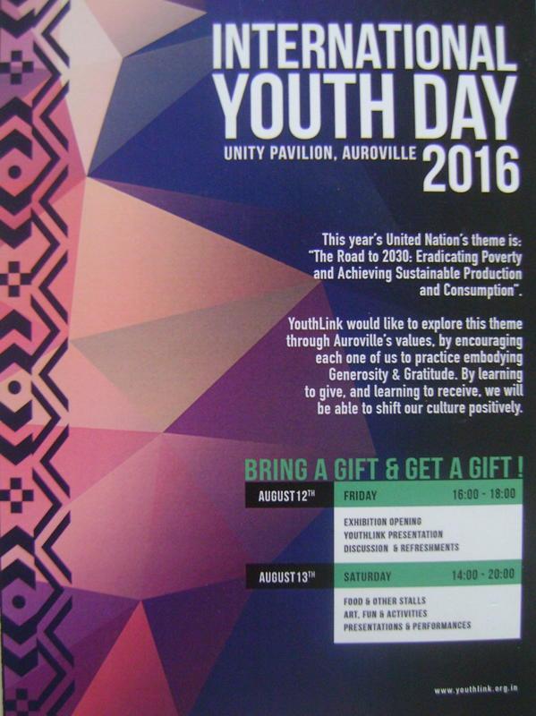 Photographer:Barbara | International Youth Day