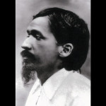 Sri Aurobindo when he was released from the Alipore Jail in May, 1908