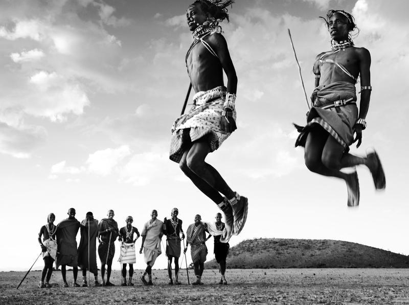 Photographer:web | how high...masia can jump