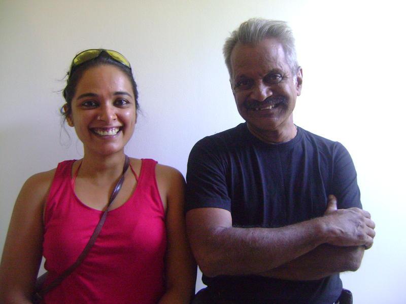 Photographer:Meena | Ashika and Arvind