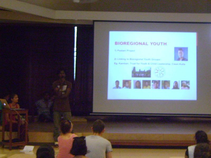 Photographer:Danesh | presentation on bioregional youth