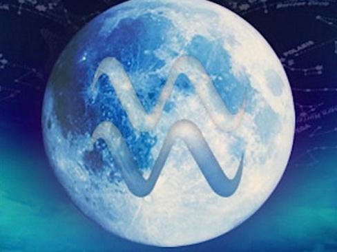 Photographer:Alma | Full Moon in Aquarius