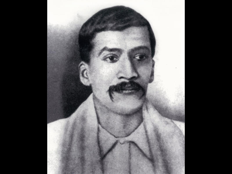 Photographer:Ashram Archives | Sri Aurobindo in his revolutionary days.