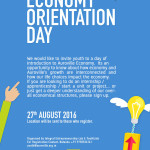Youth Link - Economy Orientation Day 27th
