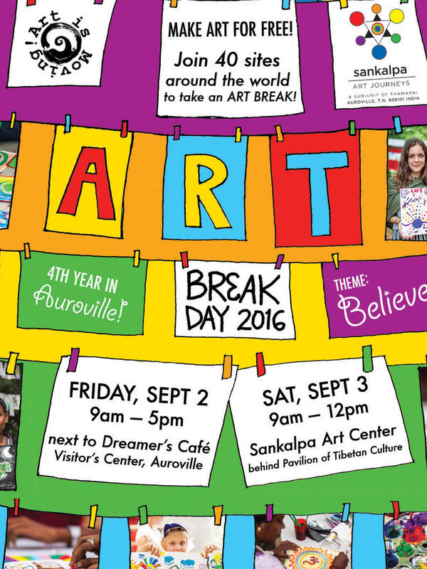 Photographer:web | ARt Break Day on Friday 2nd at Dremaes Cafe at VC