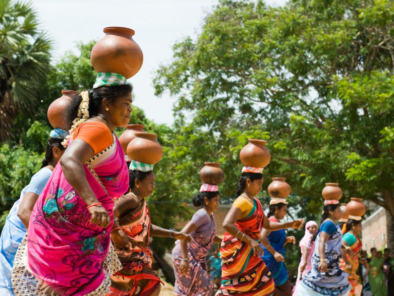 Photographer:web | 7th September Womens Festival at Irubmai at AIAT