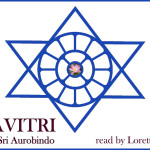 Sri Aurobindo's Symbol In Mother's Symbol - Designed By Mother