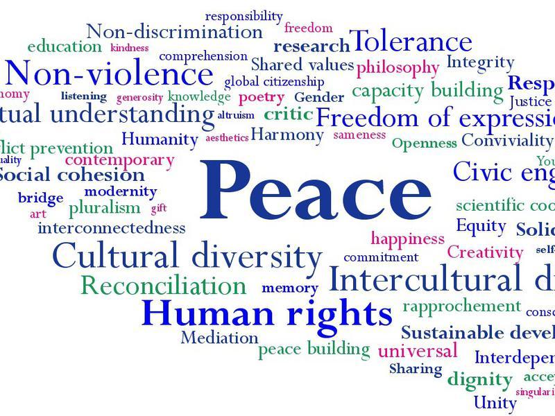 Photographer:web | World Peace Day 21st Ssptember