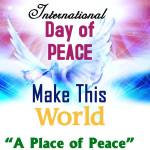 World Peace Day 21st Ssptember