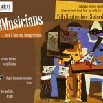 jazz concert on 17th at 7pm at Adihskati