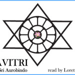 Mother's Symbol in Sri Aurobindo's Symbol, - Designed By Mother