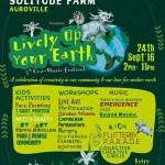 Poster for LUYE music festival