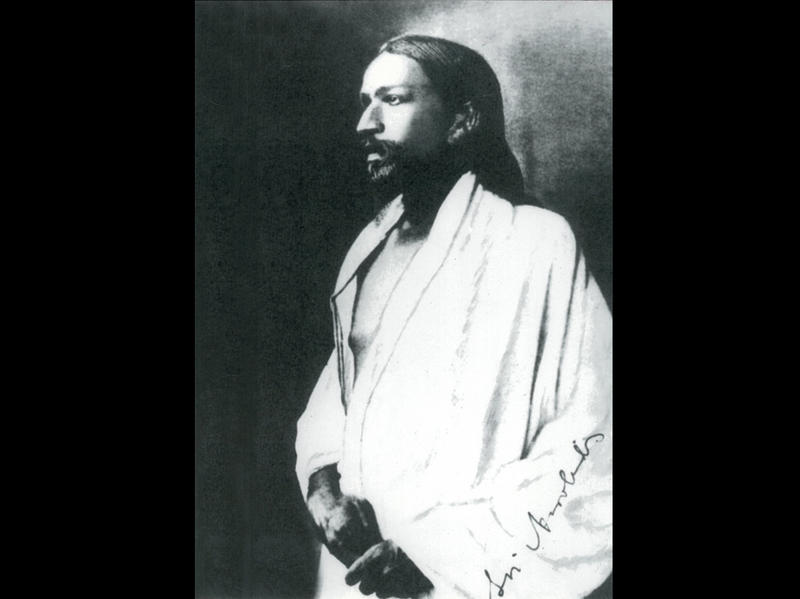 Photographer:Ashram Archives   Sri Aurobindo, 1918 - 1920