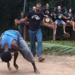 <b>Capoeira workshop at Solitude</b>