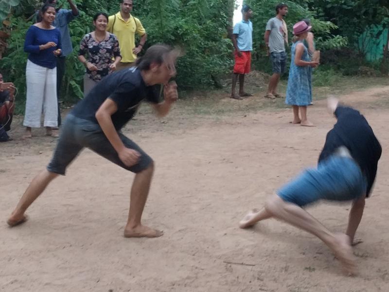 Photographer:steve | capoeira