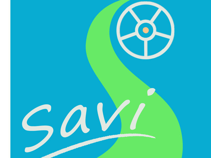 Photographer:web | Savi logo
