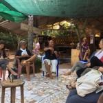 meeting volunteers tax