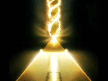 Photographer:web | measuring the energy of pyramid