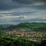 Visoko and the pyramid of Sun