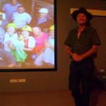 Dr. Semir Osmanagic presentaiton on pyramids in Bosnia and world