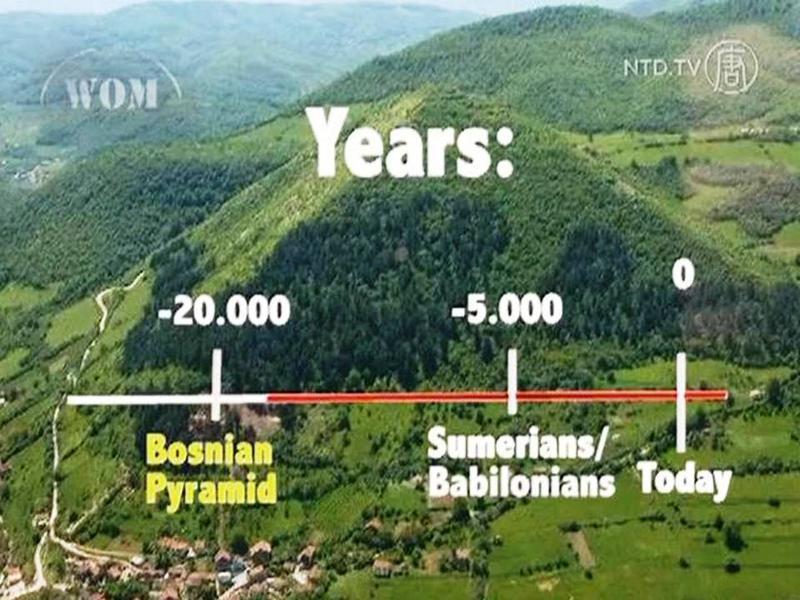 Photographer:web | Pyramid in Bosnia