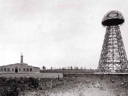 Photographer:web | Tesla's Wardenclffy Tower
