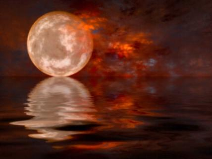 Photographer:web | Full Moon 15/16th in Aries