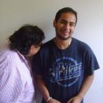 Amando and Dhani