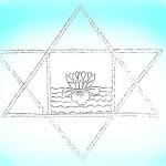 Symbol of Sri Aurobinldo