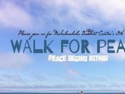 Photographer:web | peace walk