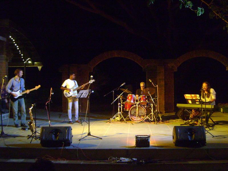 Photographer:Neva | Edo and the Band