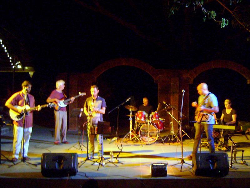 Photographer:Neva | jazz - Dhani, Rolf, Matthew, Suresh, Shanks, Shakti