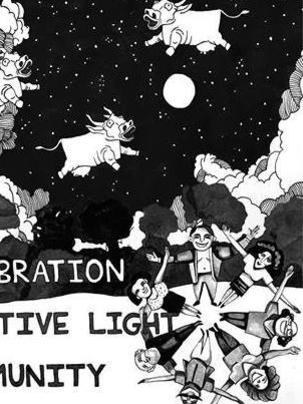 Photographer:web | Celebration of the Creative Light of Our Community 30th at 3.30pm TH