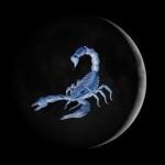 New Moon on 30th in Scorpio