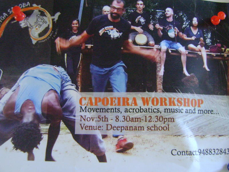 Photographer:web | capoeira workshops