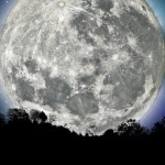 super full Moon tongith in Taurus
