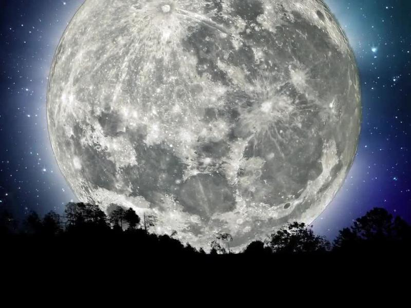 Photographer:web | super full Moon tongith in Taurus