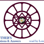 <b>Mother's Q & A – 18/4/56</b>